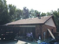 New Roof Installation - Metropolitan Design/Build