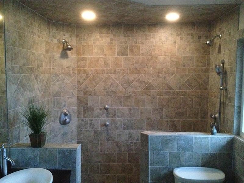Bowie Maryland Home Improvement Contractor Metropolitan DesignBuild - Bathroom remodeling bowie md