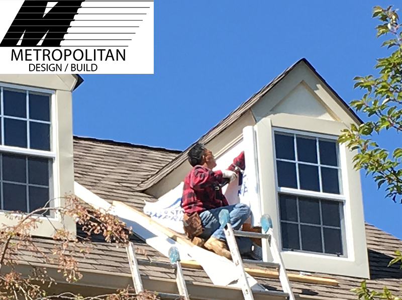 Germantown Md Domer Amp Siding Repair Metropolitan Design