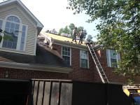 Gaithersburg MD New Roof Installation