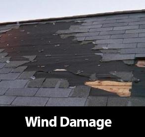 Wind Damage Repairs