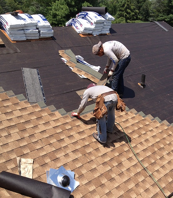 Maryland Roof Replacements