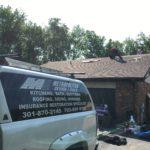 New Roof Shingles - Metropolitan Design/Build