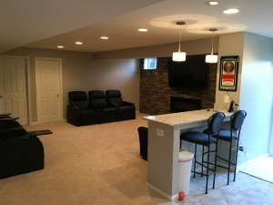 Maryland Basement Remodeling Contractor