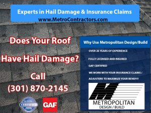 Roof Hail Damage