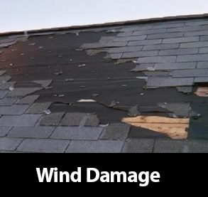 Wind Damage Repairs