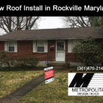 2018 New Roof Installed in Rockville