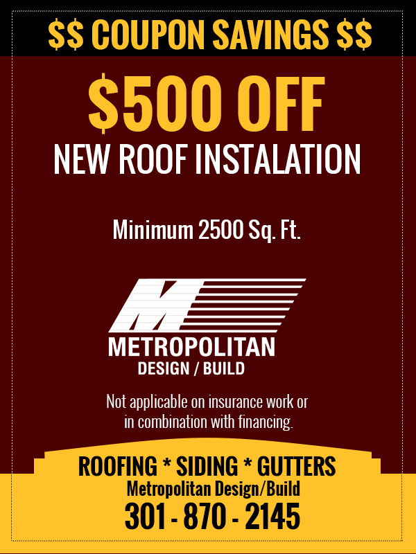Metropolitan Design/Build Coupon