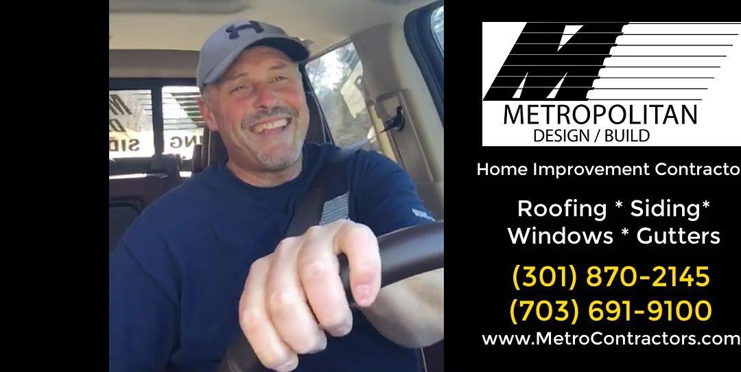 Replacement Window Contractor Maryland – Metropolitan Design Build