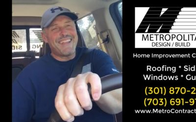 Replacement Window Contractor Maryland – Metropolitan Design Build