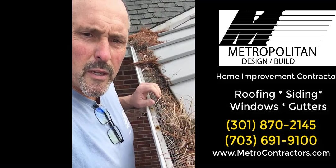 Gutters & Gutter Guards – Metropolitan Design Build
